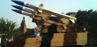 surface to air missile