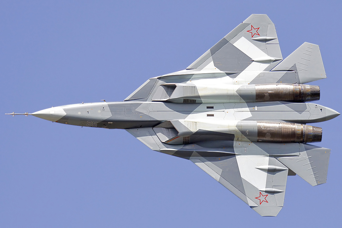 Stealth Gear Usa >> Russian Stealth Fighter to Be Tested Soon - iHLS