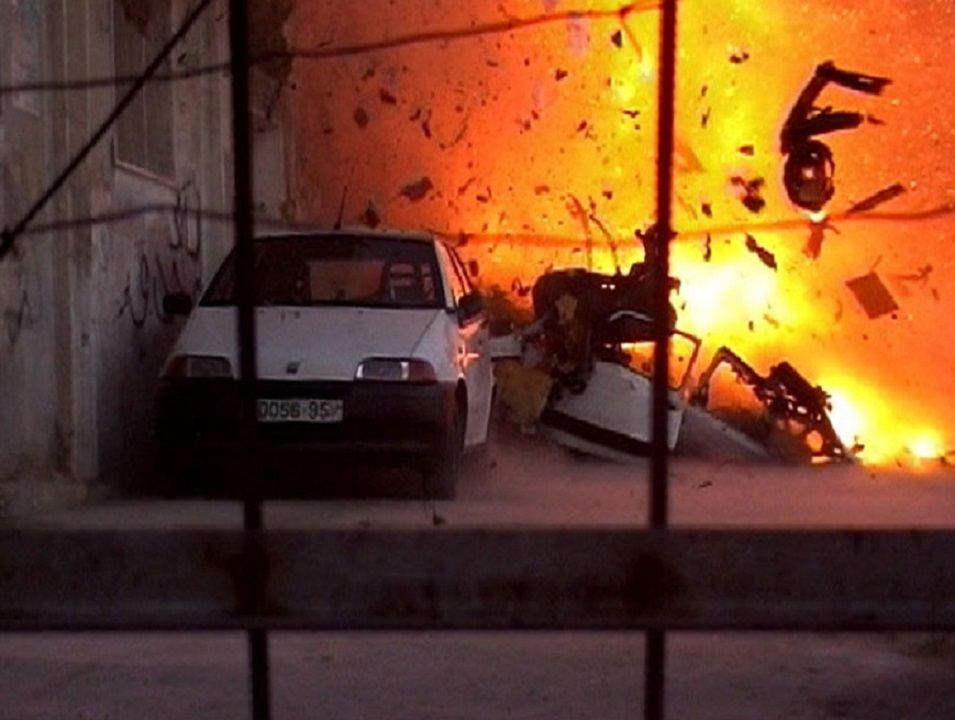 New Bomb Disposal Robot To Neutralize Car Bombs