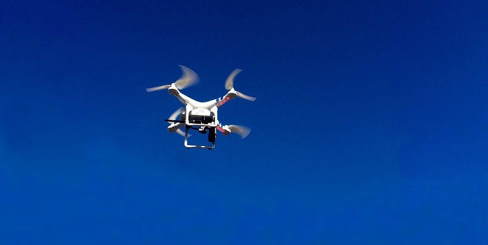 mini-drone swarm