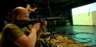 firearms training simulation