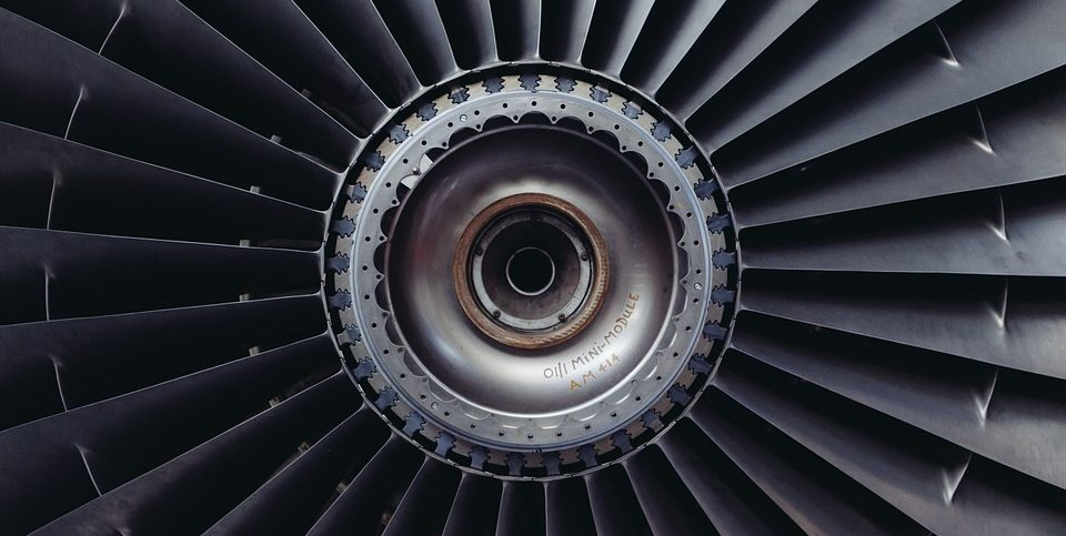 UAV jet engine