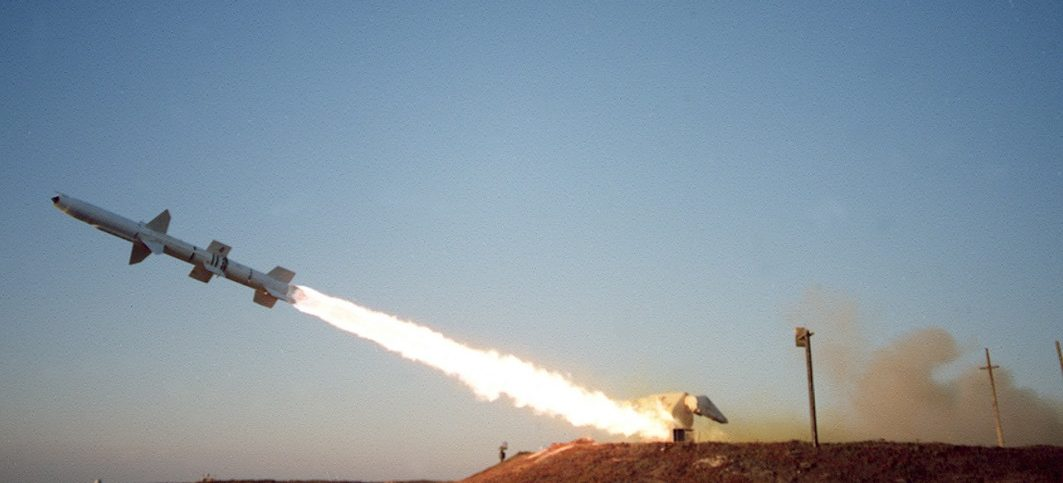 long range missile