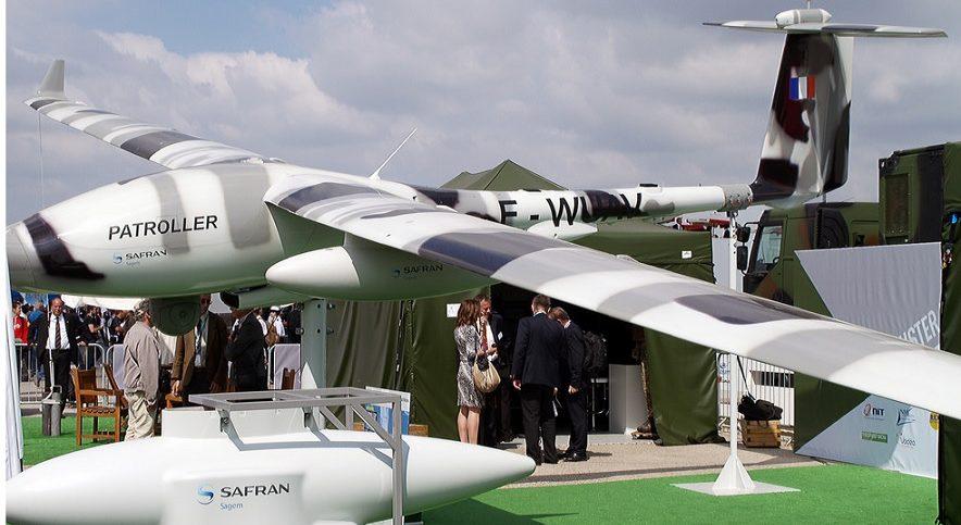 surveillance UAVs