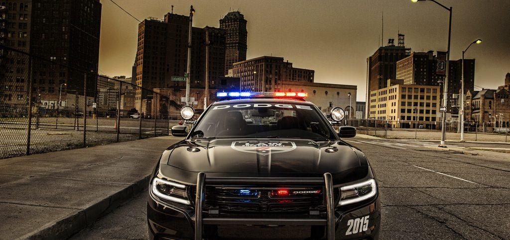 law enforcement cars