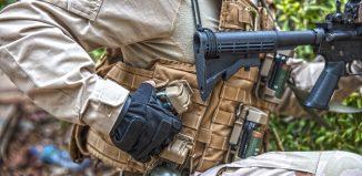 grenade trigger pouch