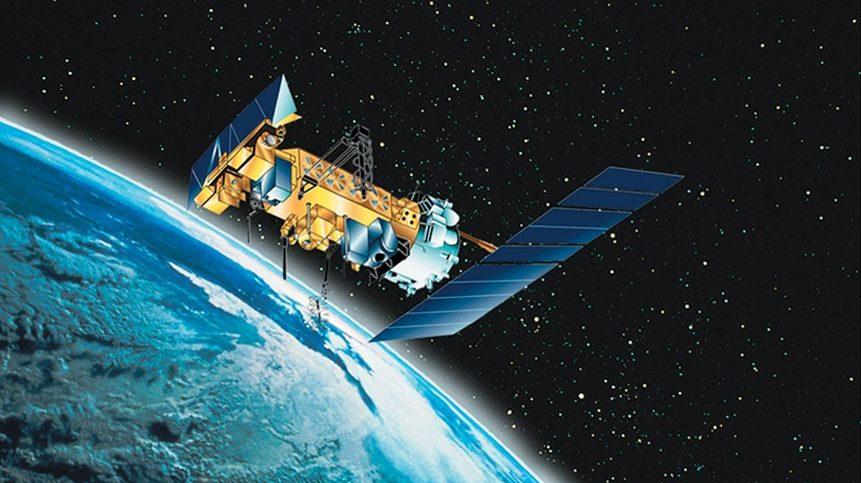 new satelite