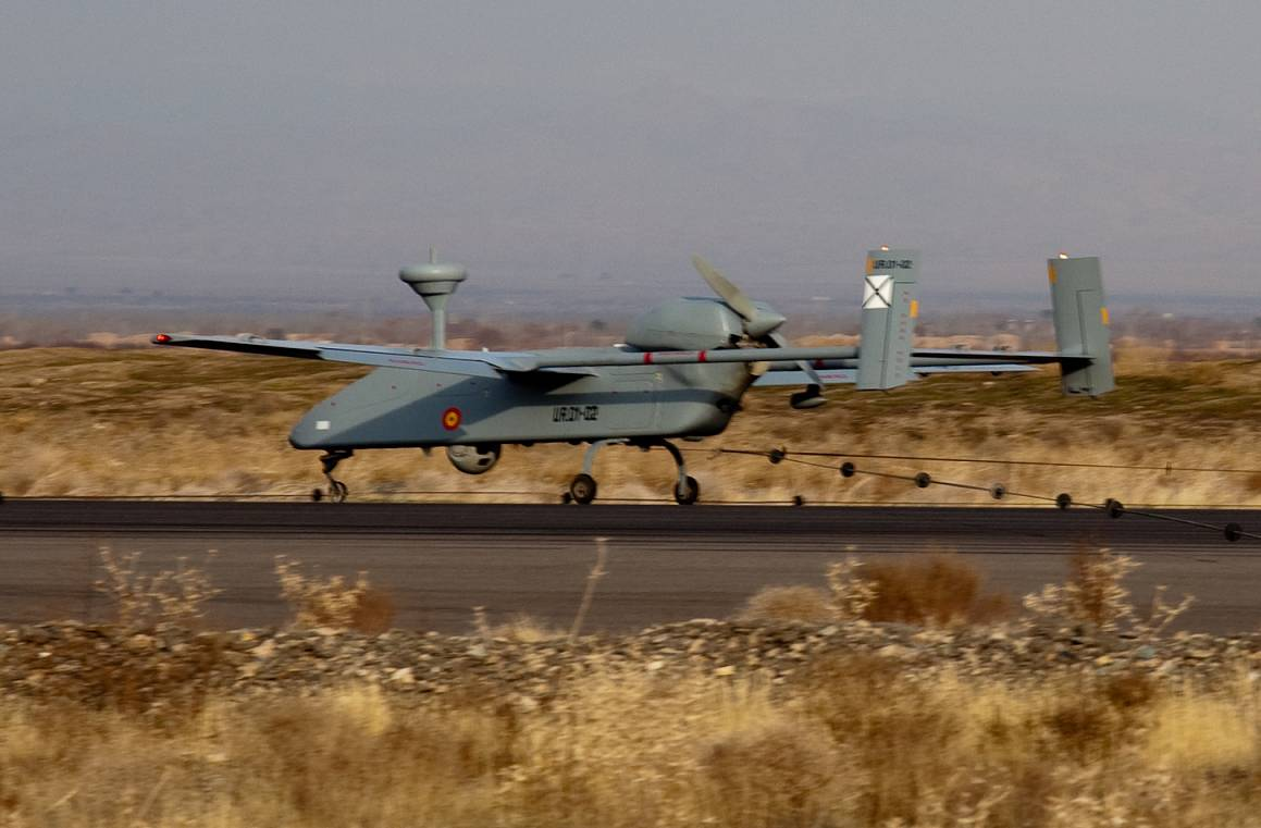 Israeli Originated Russian Uavs Fly Over Syria Ihls