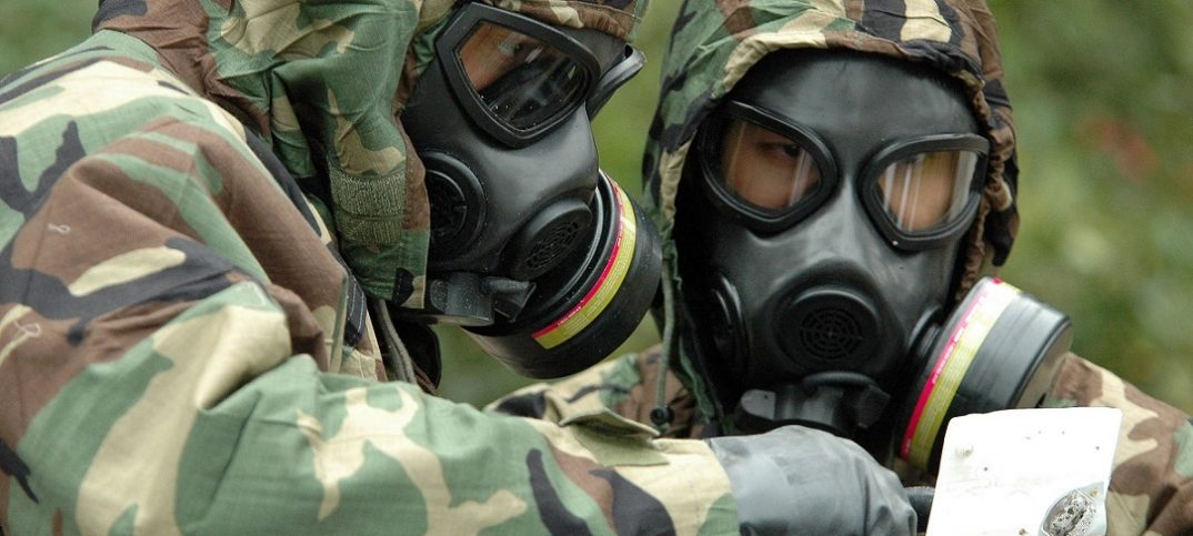 chemical warfare agent