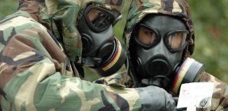 chemical warfare agent