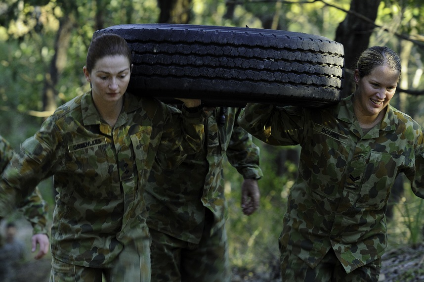 Gender Equality Reaches Special Forces Ihls