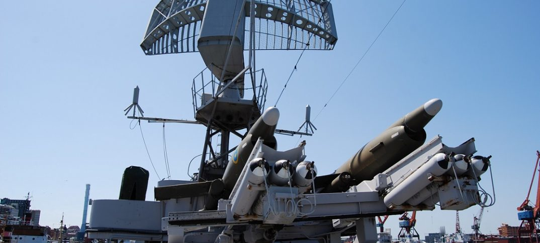 sea based radar