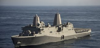US navy training