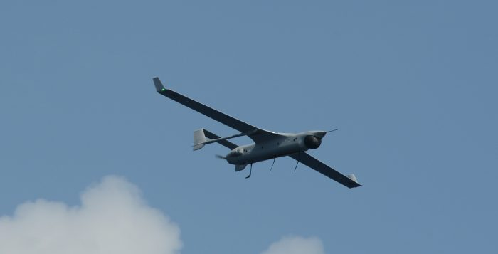 UAS-onboard radar