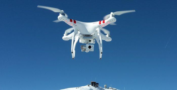 drone traffic regulation