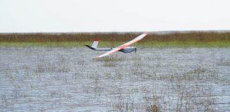 drone range