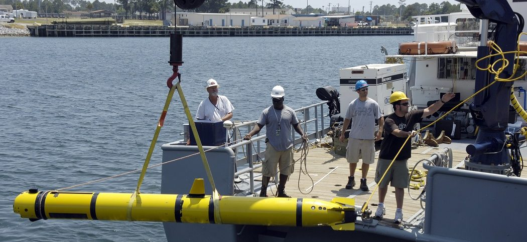 unmanned underwater vehicles