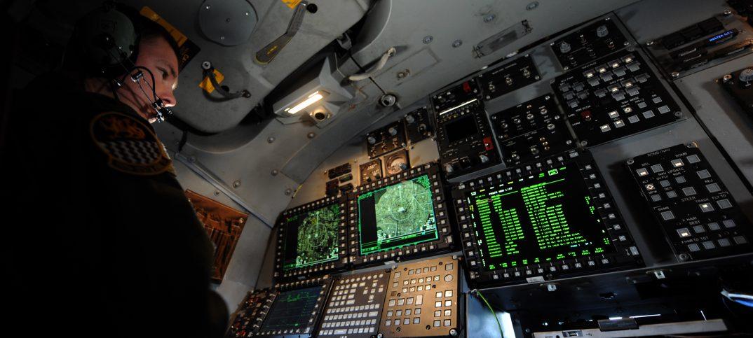 airborne law enforcement