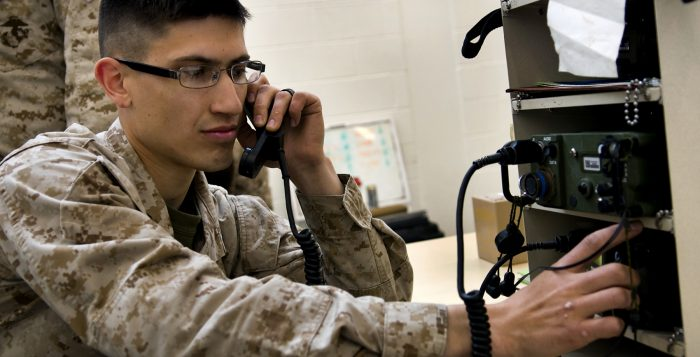 military communication