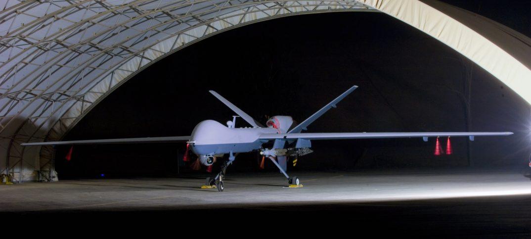 vidéos de drones