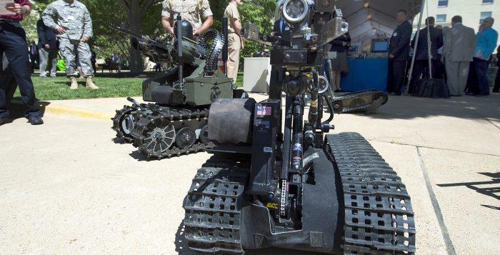 unmanned platforms