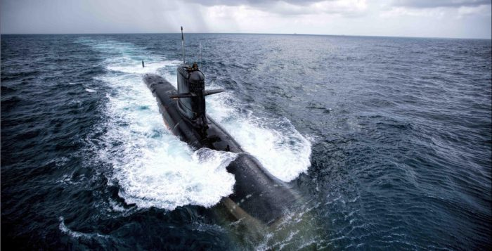 diesel-electric attack submarine