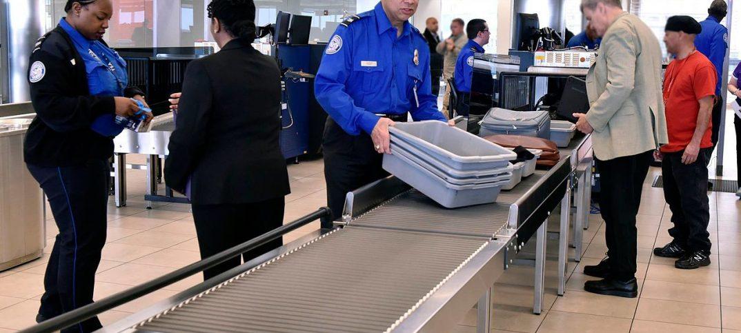 airport security tactics