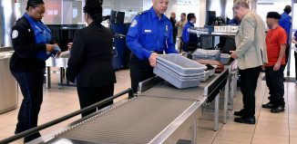 airport security tactics