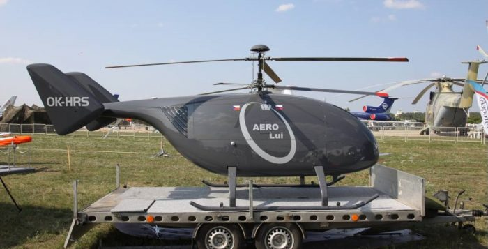 autonomous vehicle and unmanned system