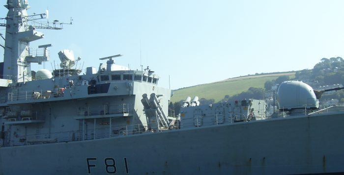 frigate protection