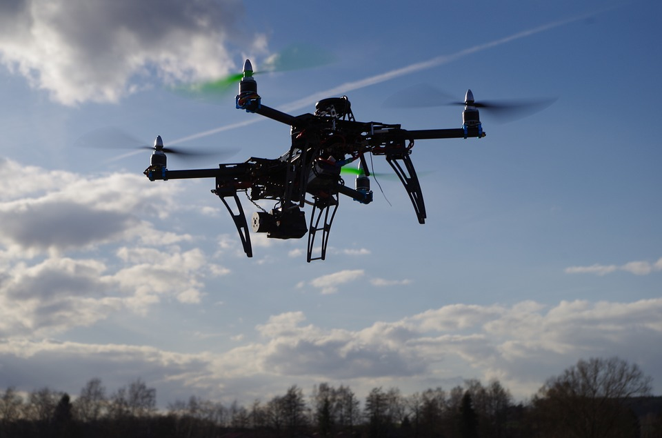 Drones to Detect Gas Leaks in Disaster Areas - iHLS