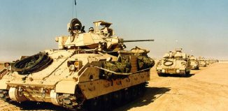 combat vehicles