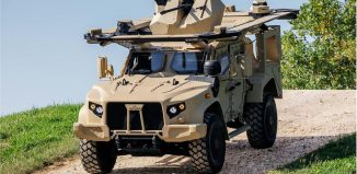 remotely operated weapon system