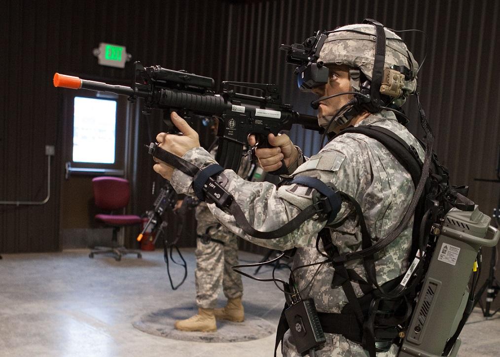 Us Army Enhances Vr And Ar Training Ihls