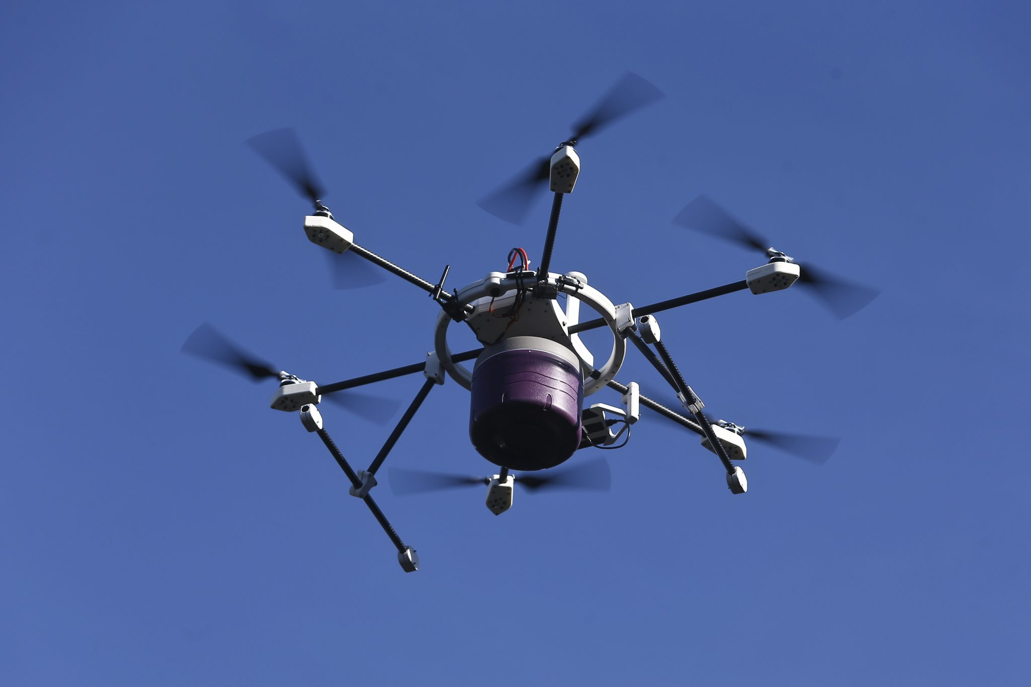 drones market research