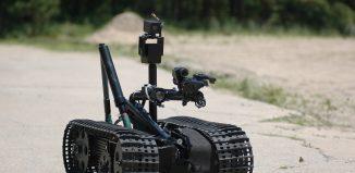 robotic ordnance disposal