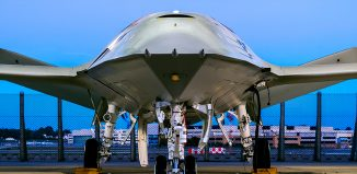tanker drone