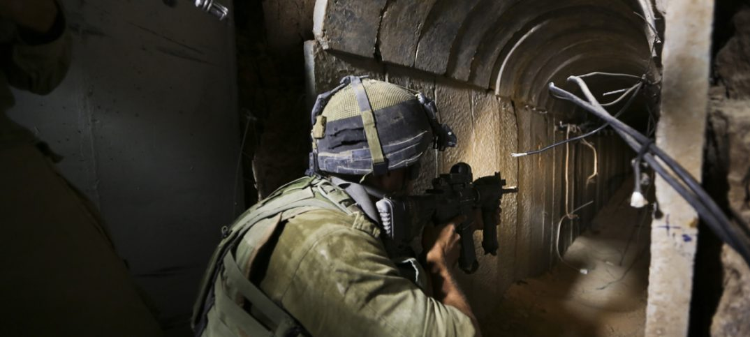 Revolutions in IDF Ground Arm