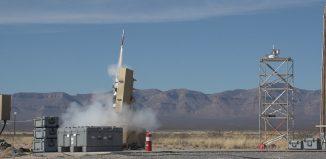 miniature missile