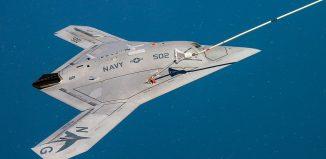 Stealth Drone - Illustration