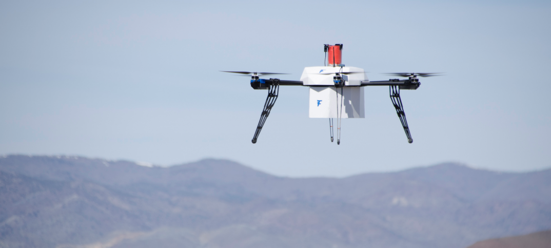 There's a need for Anti-Drone solution