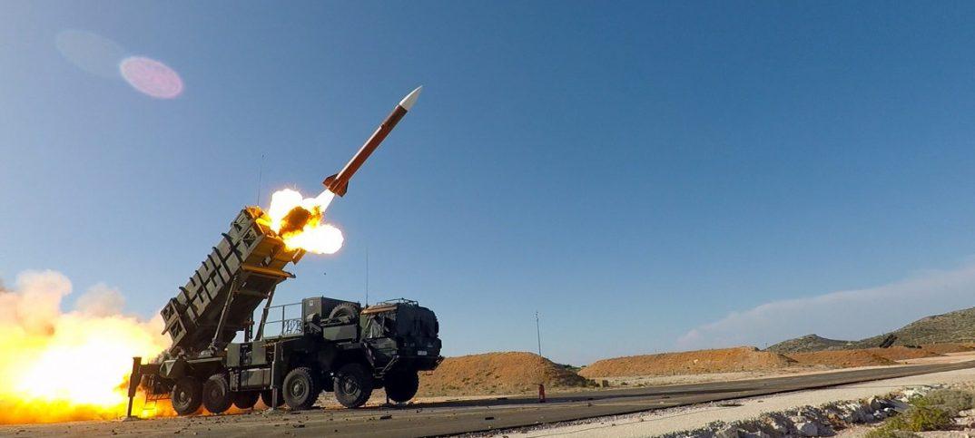 American Patriot Missile