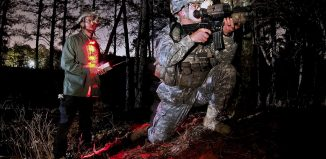 panoramic thermal imaging