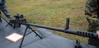 רובה צלפים מסוג OSV-96