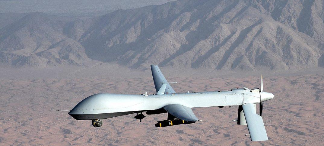 Illustration: Supersonic Attack Drone