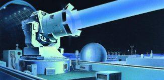 Ground Based Anti Satellite Laser