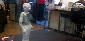 רובוט פפר חשוף למתקפות של כופרות