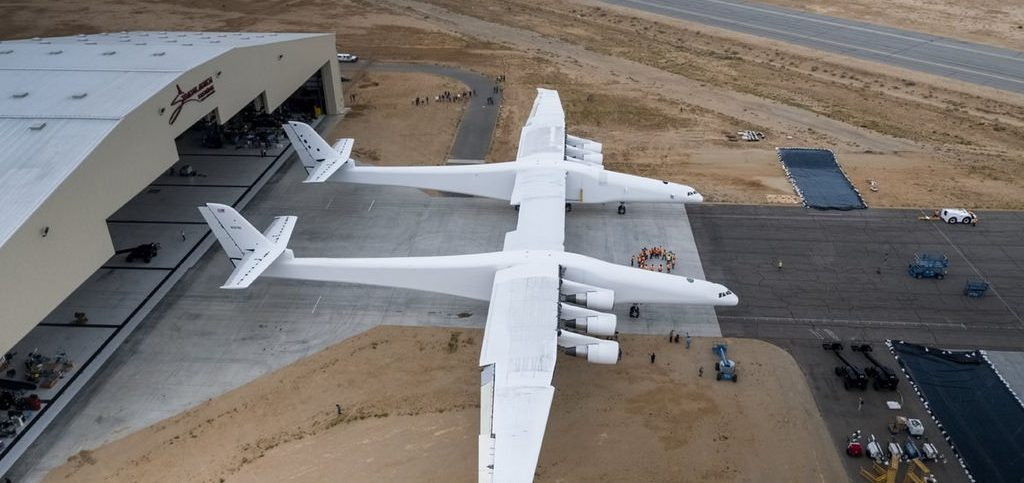 biggest aircraft