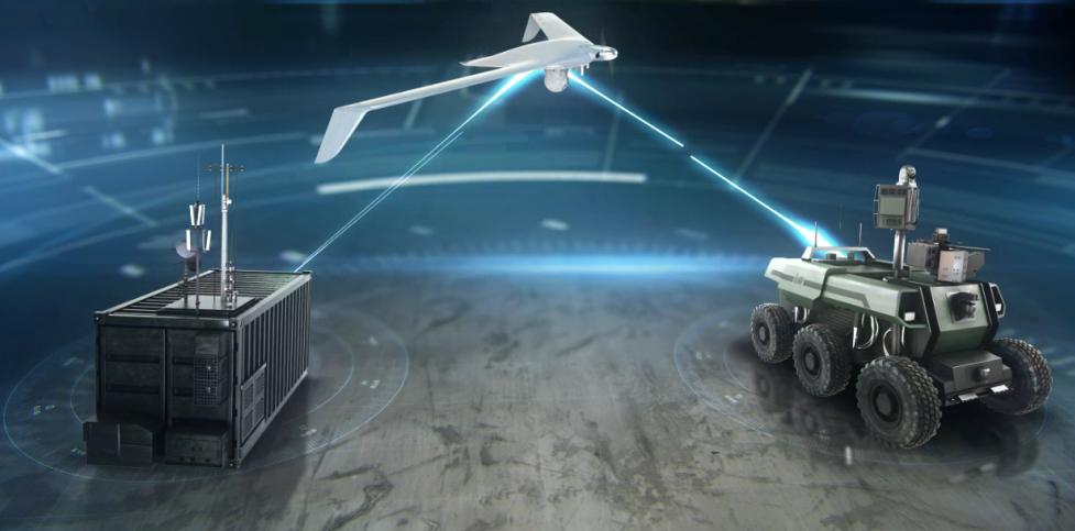hybrid robotic system