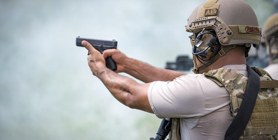 army pistols